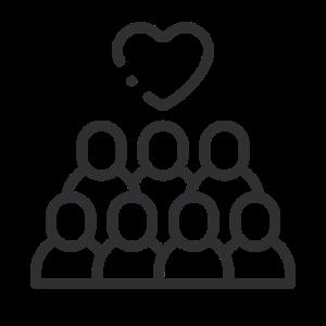 Innovative community participation